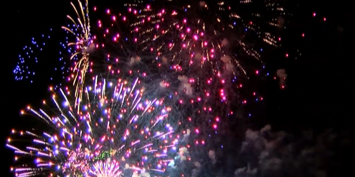 Fireworks laws in SWLA: Illegal to pop fireworks within city limits of Lake Charles, Sulphur