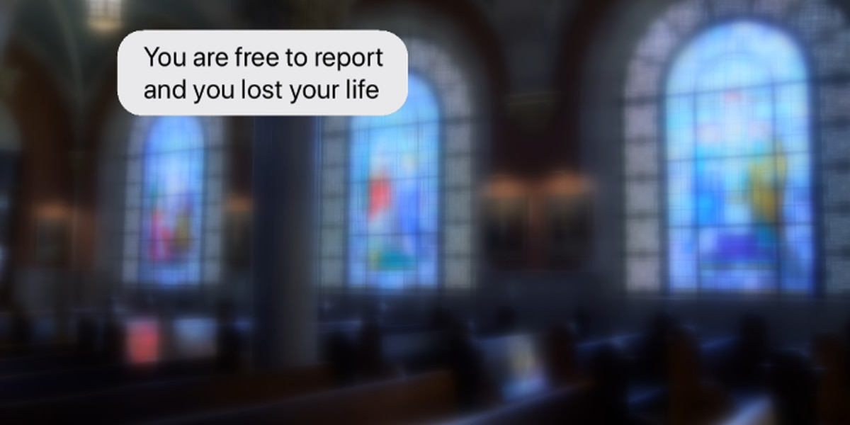 Officials warn church goers of phishing scam