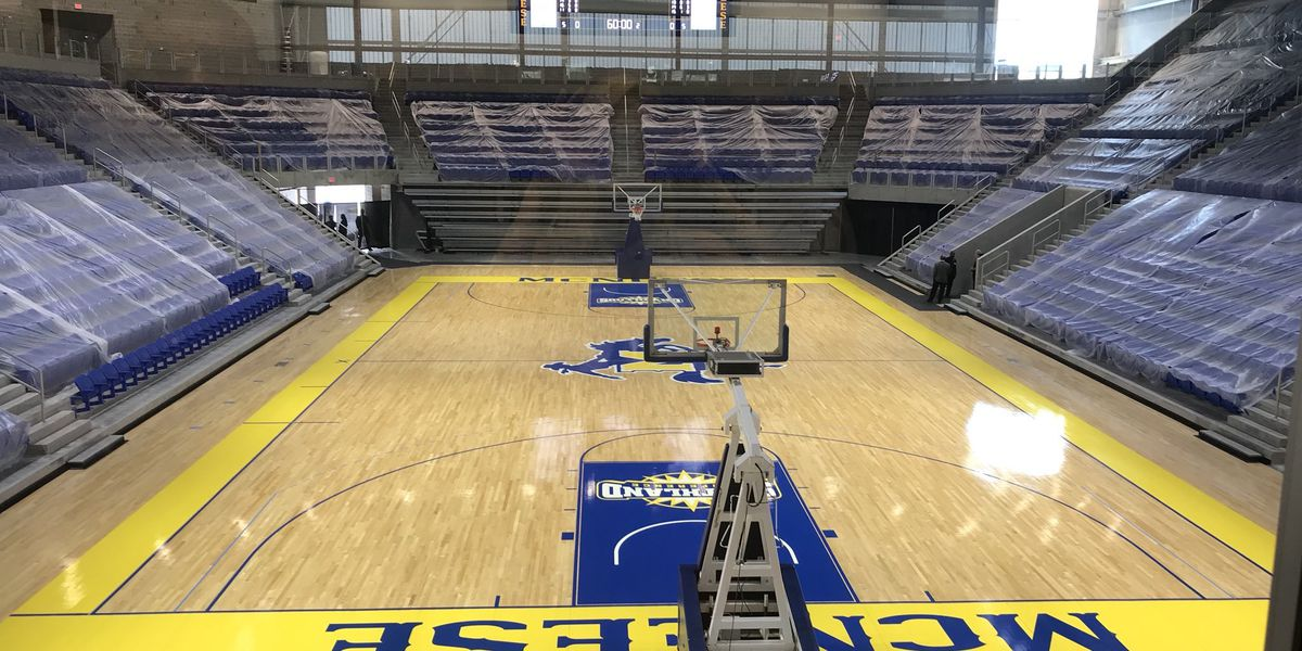 McNeese new H&HP Complex will not be ready for women's home opener
