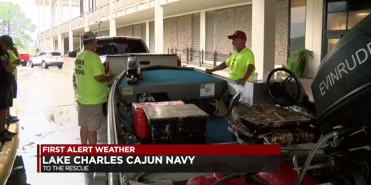 LC Cajun Navy, to the rescue