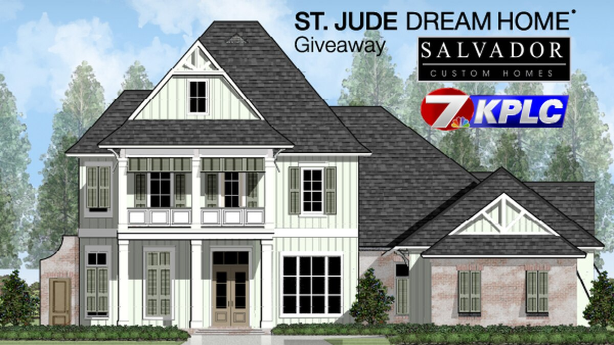 St. Jude Dream Home Giveaway