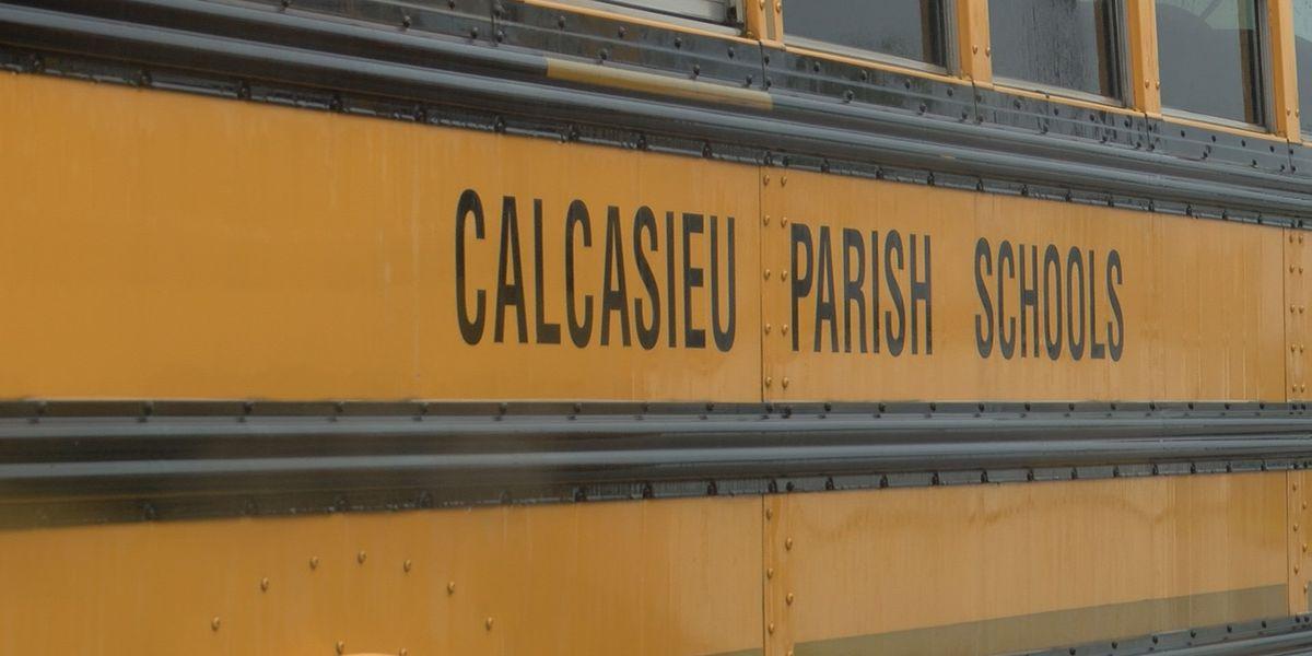 Calcasieu schools closing Friday, Cameron schools closing Thursday