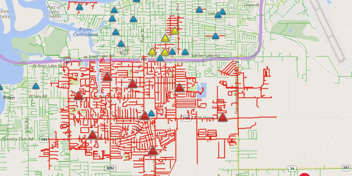 Entergy: Broken insulator cause of power outage, 2,000
