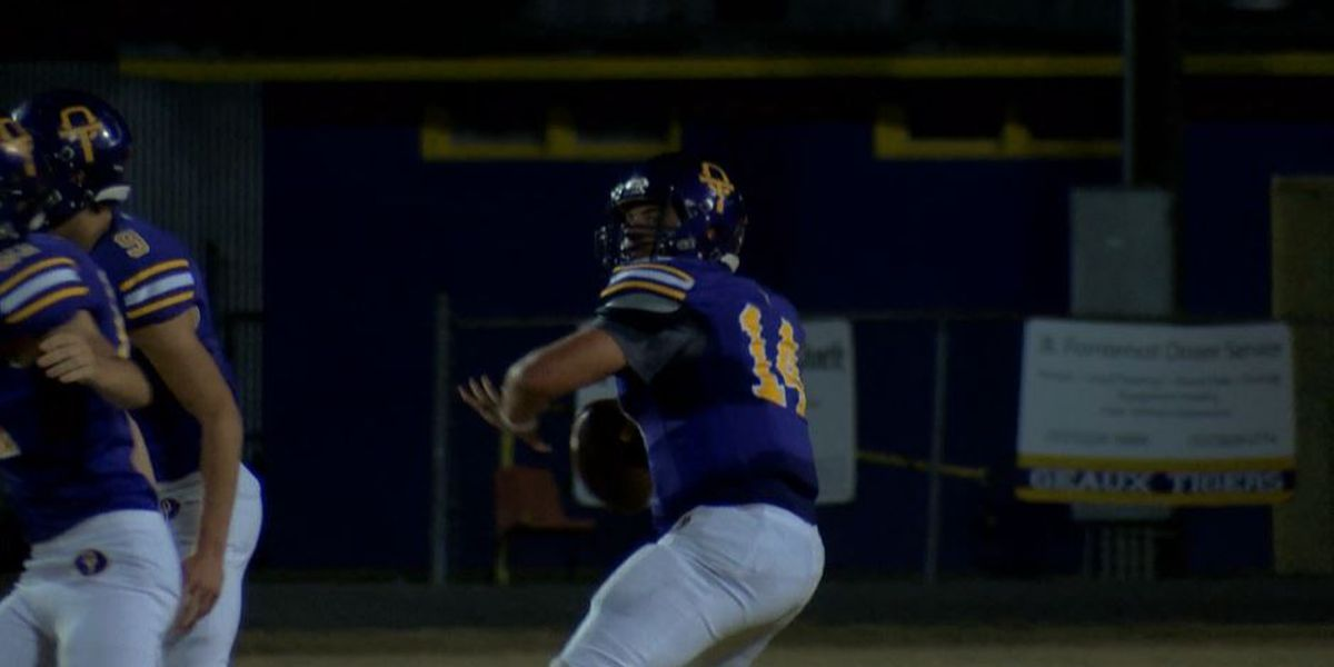 TOUCHDOWN LIVE: Five teams from SWLA advance in playoffs