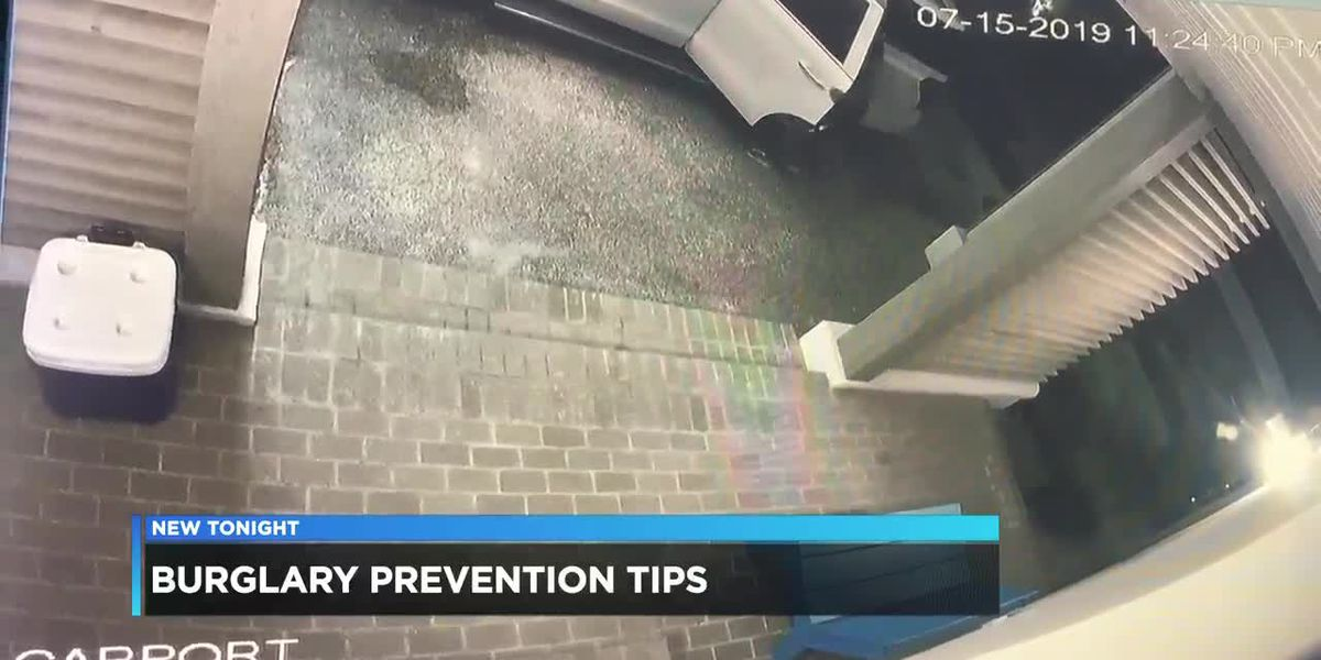 video: LCPD offers burglary prevention tips