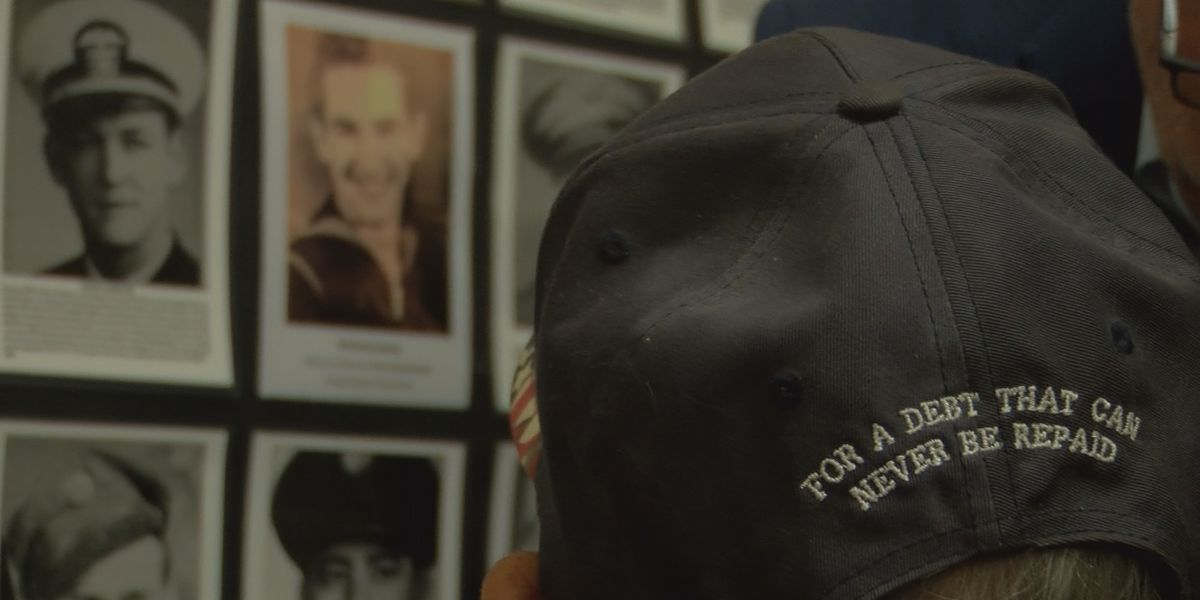 'The Pelican State Goes to War' exhibit now open at Historic City Hall downtown