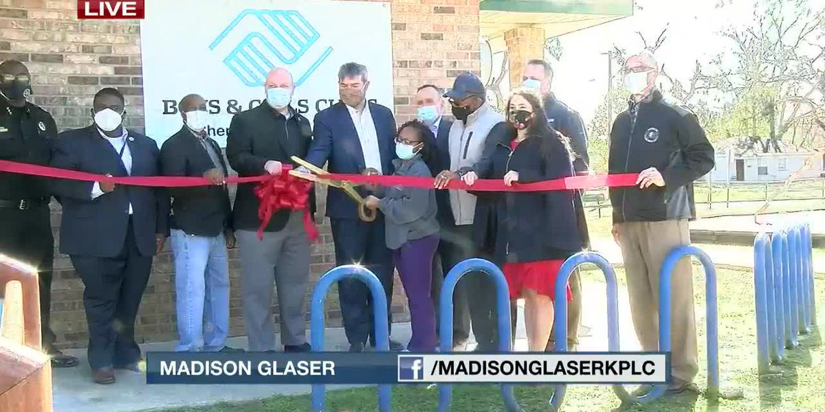 Grand opening of Cheniere Energy's Boys and Girls Club