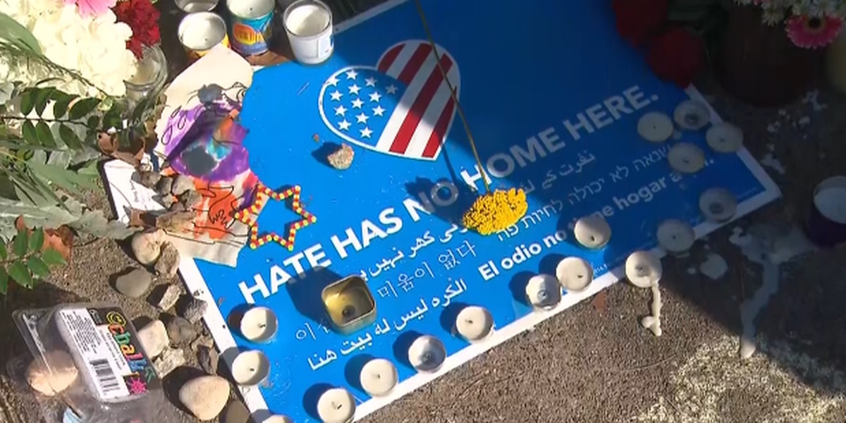 Rabbi for Lake Charles discusses overcoming hate