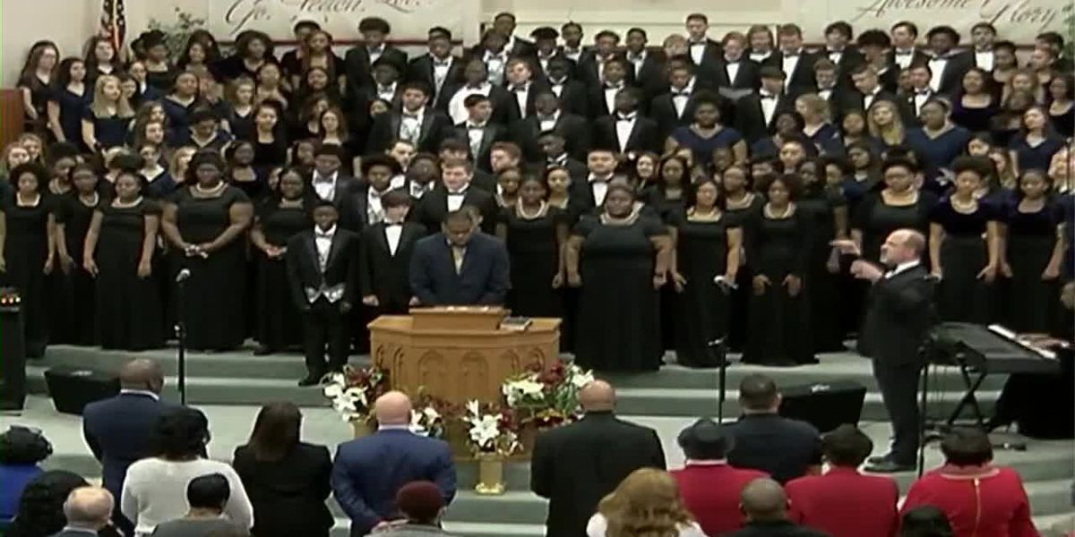 WATCH: 35th Annual MLK Breakfast at Mount Olive Baptist Church in Lake Charles