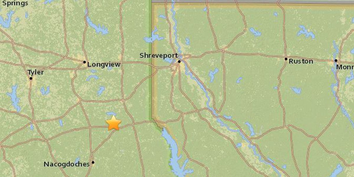 3.2-magnitude earthquake reported in Shelby County