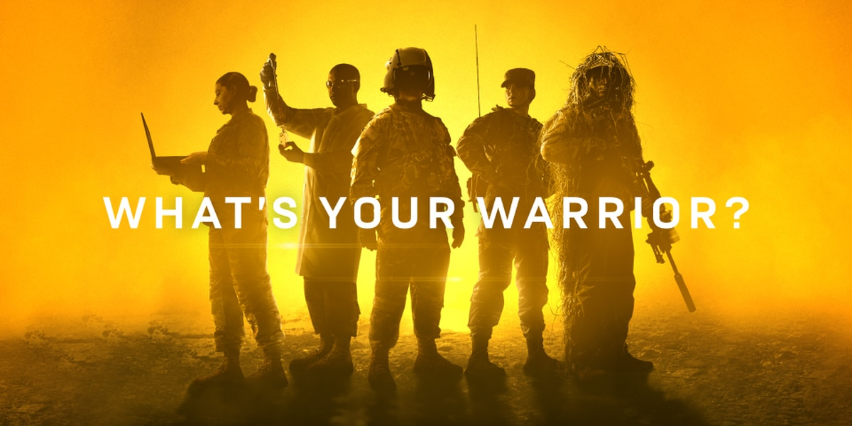 U.S. Army launching new campaign to reach new generation of recruits