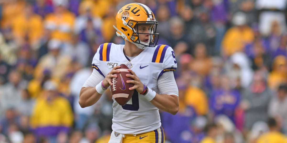 Joe Burrow named semifinalist for Maxwell Award