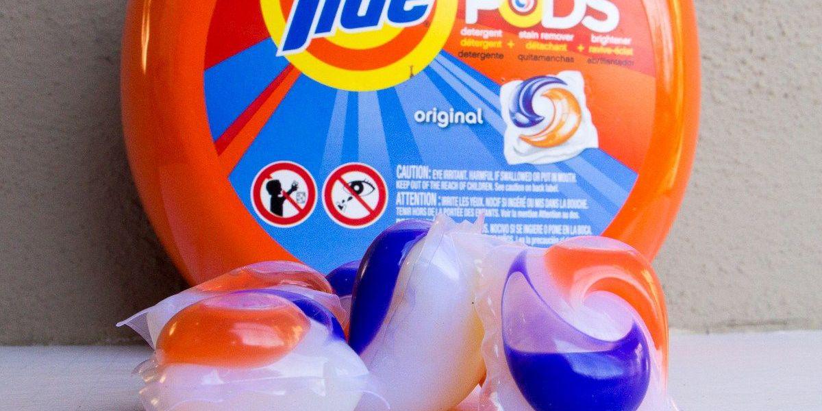 Teens eat laundry detergent in dangerous social media 'challenge'