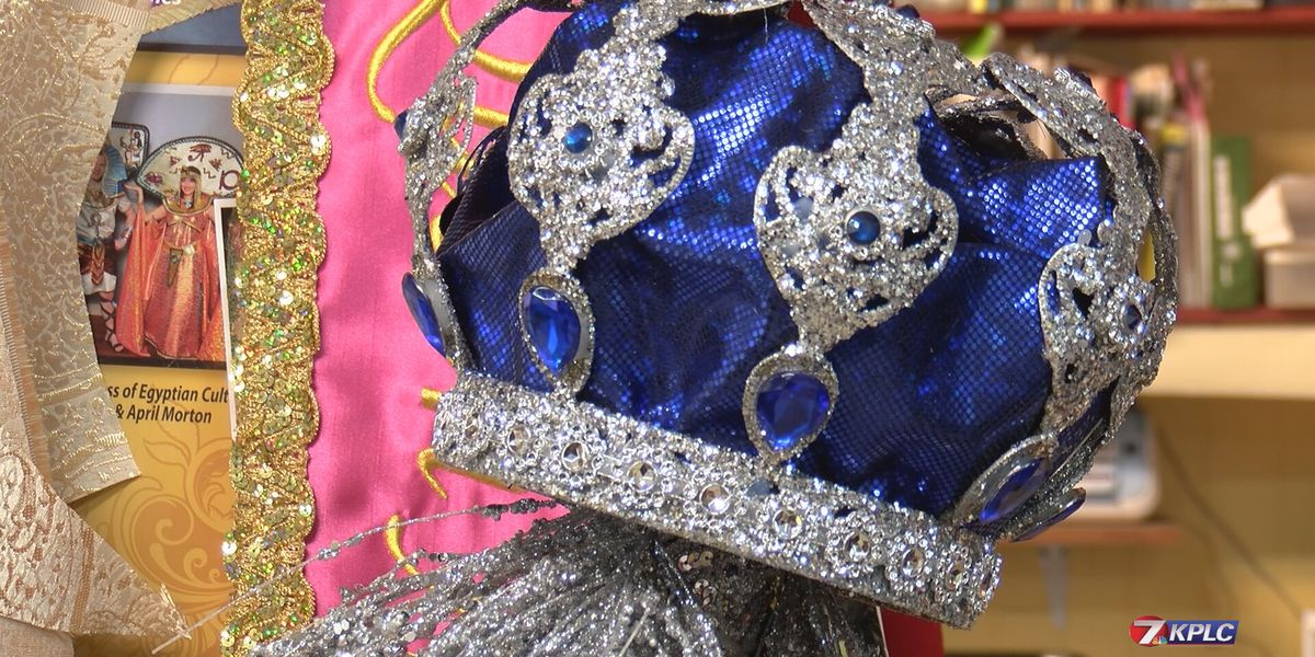DVal Designs create Mardi Gras costumes fit for royalty