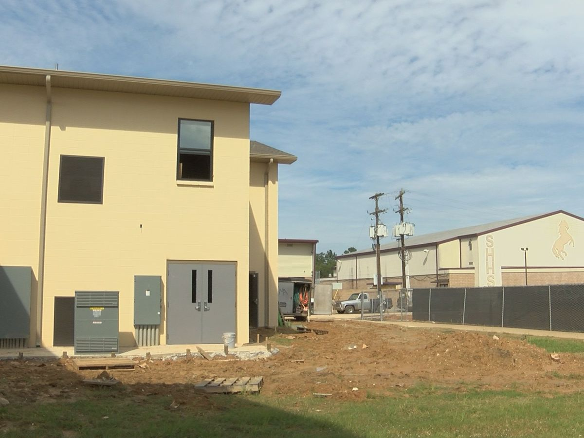 Calcasieu Parish School Board approves 'pod' buildings