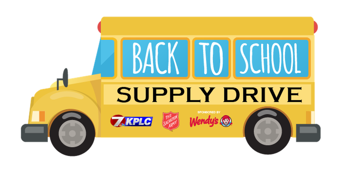 DONATE TODAY: Back-to-School Supply Drive