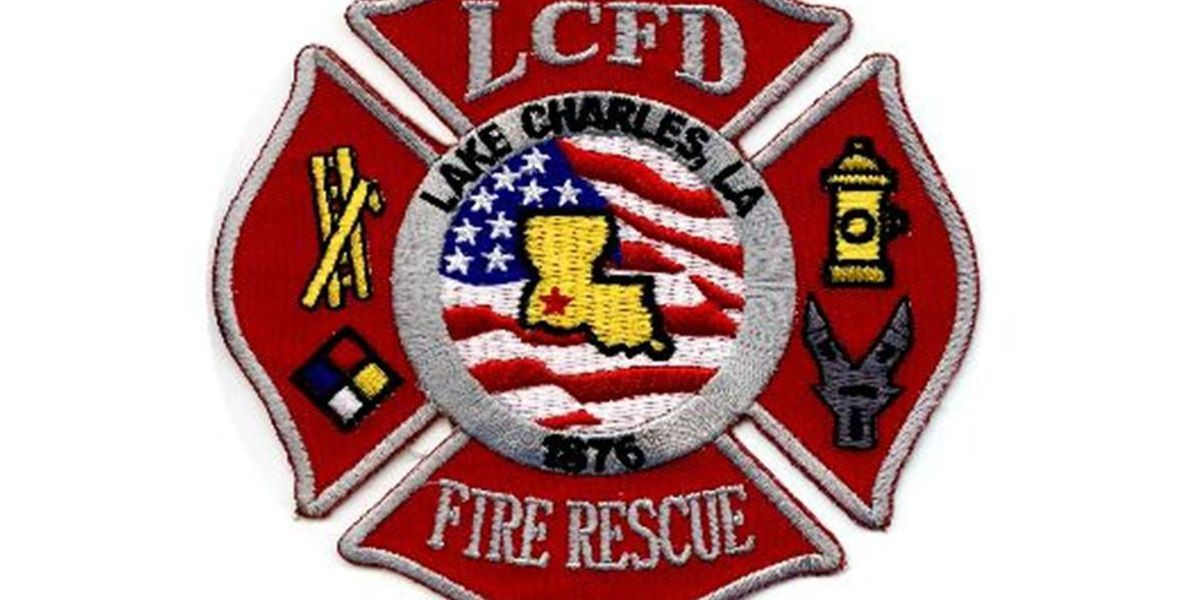 Lake Charles Fire Department to conduct hydrant flushing