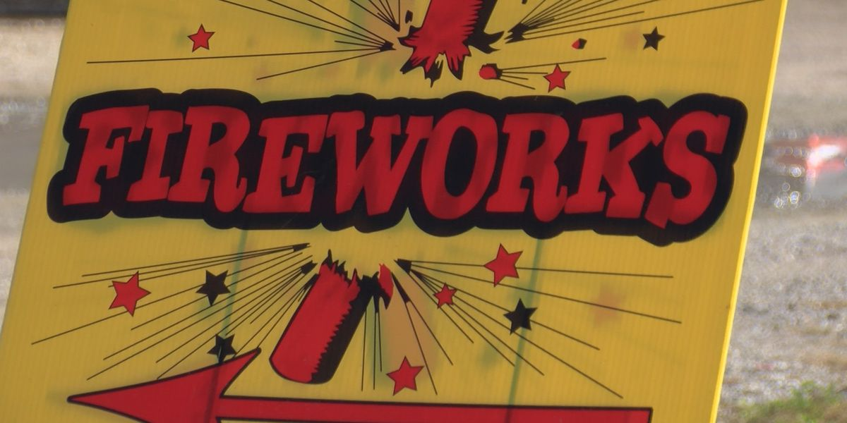 Fireworks safety advised when ringing in the New Year
