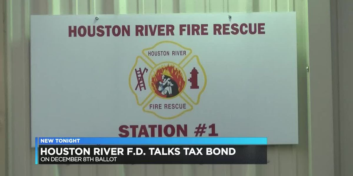 Houston River Fire Department held town hall meeting to discuss tax bond on December ballot