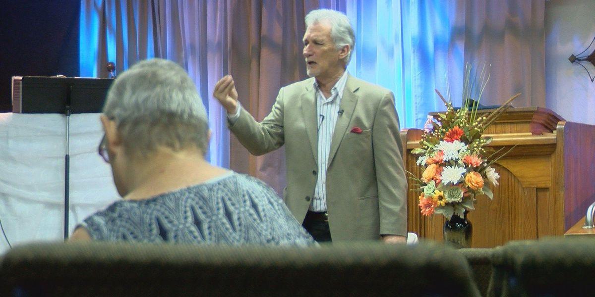 SWLA church creates security team after Texas church shooting