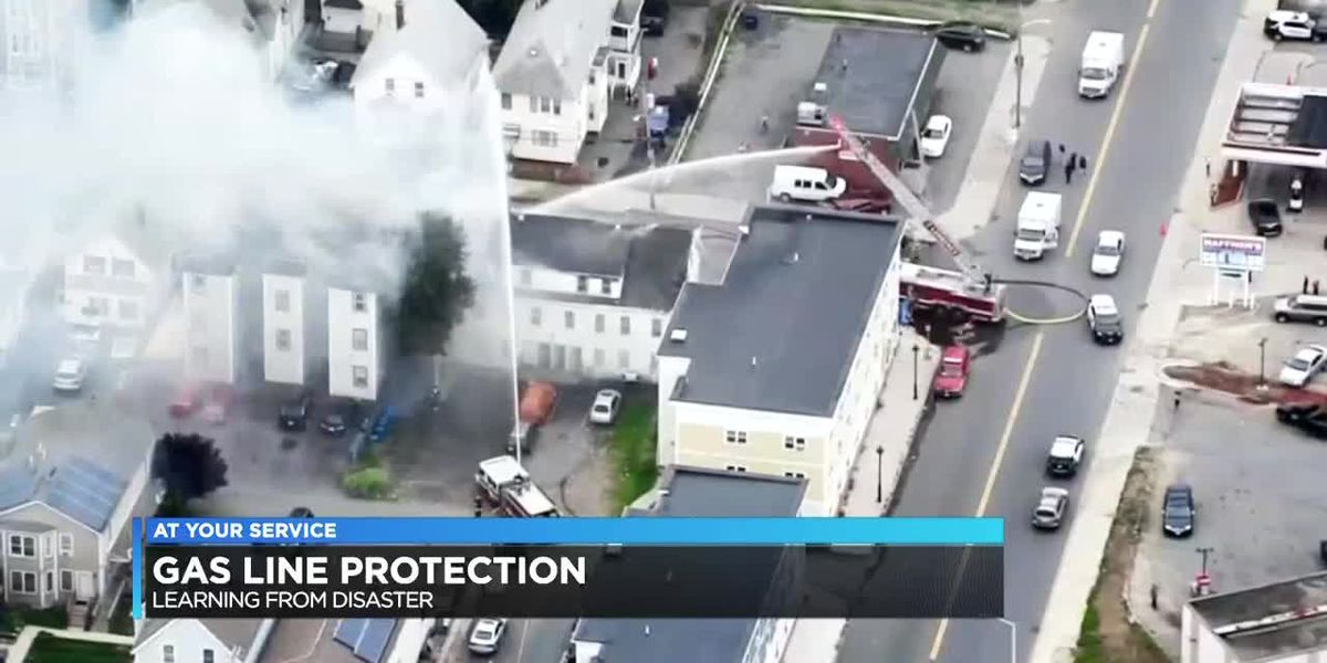 Reviewing gas safety for consumers after Massachusetts explosions and fires