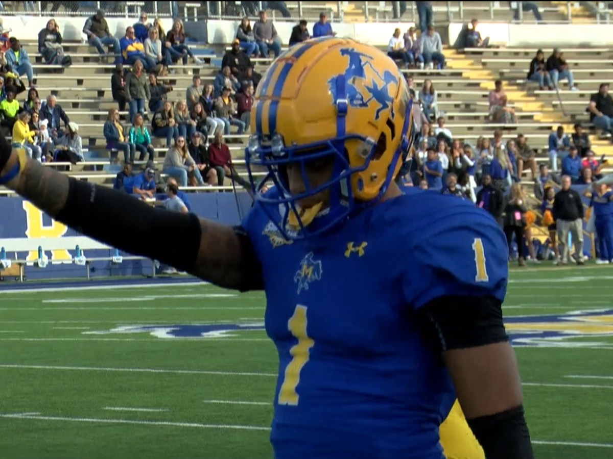 Three McNeese Cowboys named to preseason All-SLC football team