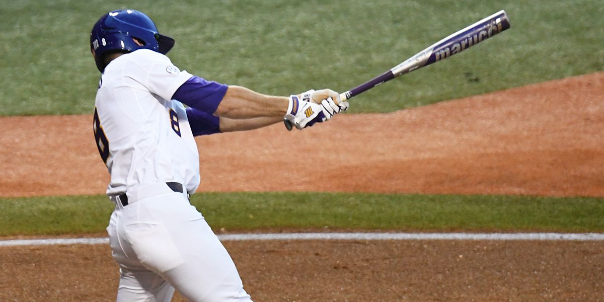 No. 8 LSU beats Missouri in slugfest that goes extra innings