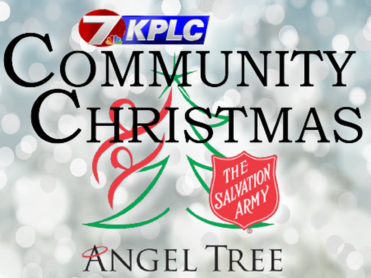 KPLC's Community Christmas and Salvation Army Angel Tree Collection Drive