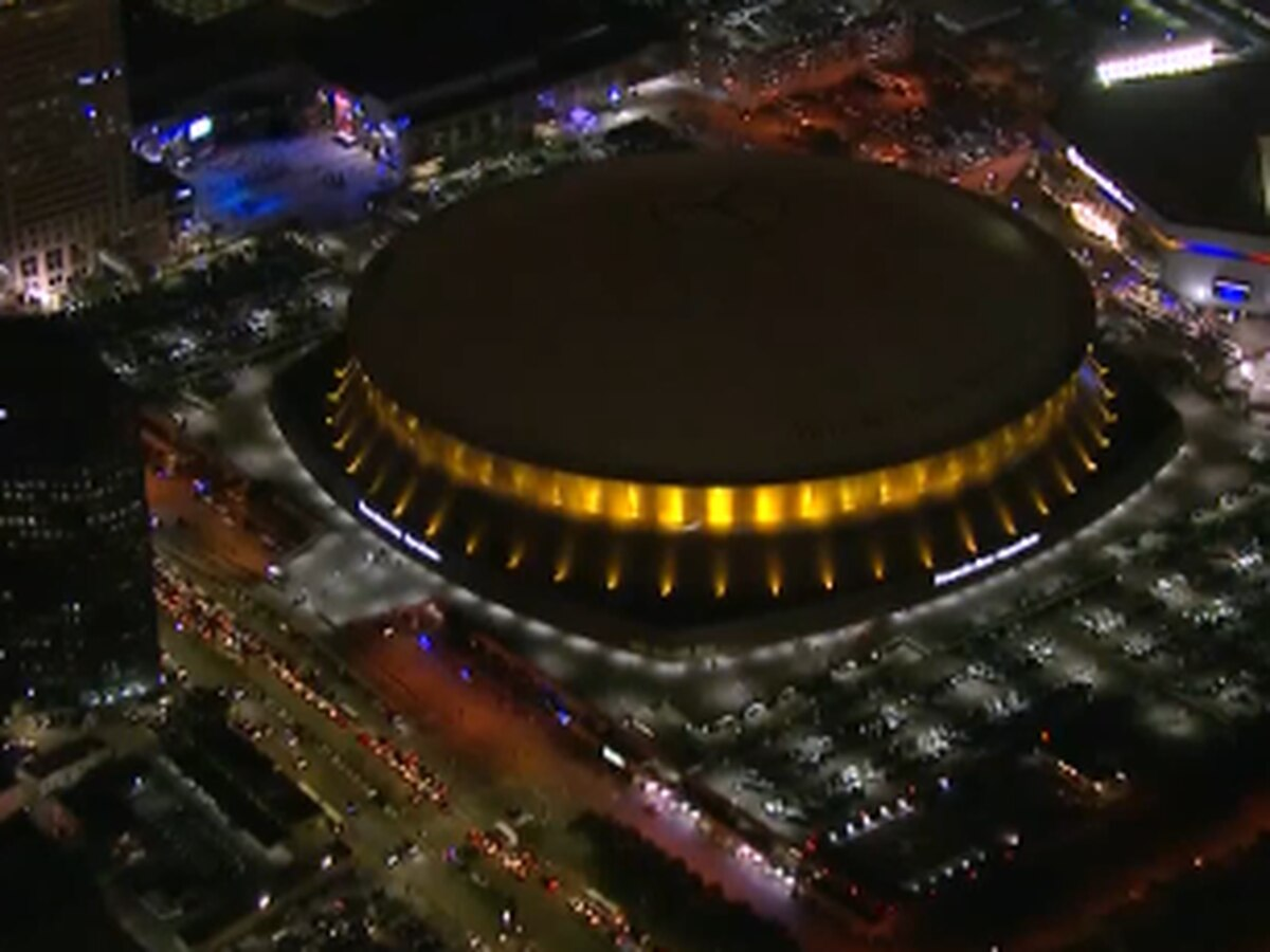 State bond commission approves funding for Superdome makeover ahead of Super Bowl 2024