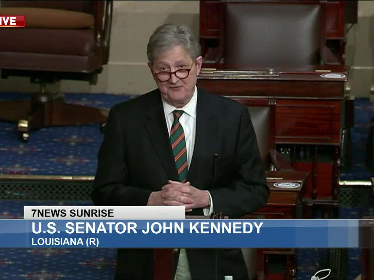 Sunrise Interview: U.S. Senator John Kennedy - Sept. 23, 2020