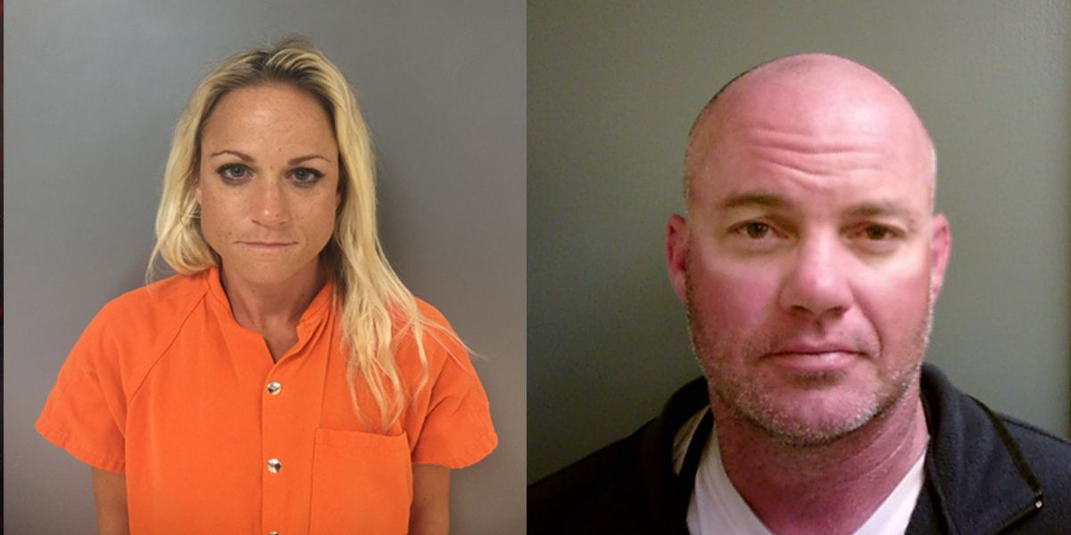 Louisiana sheriff's deputy, school teacher wife arrested on child porn charges