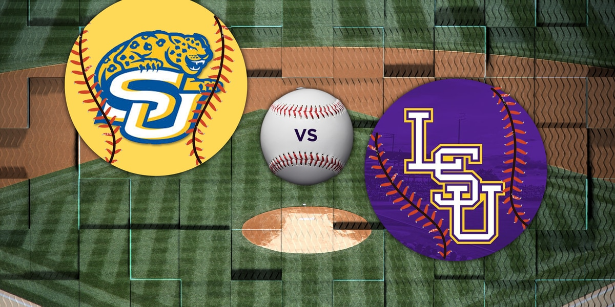 Southern hosts LSU Tuesday night at Lee-Hines Field