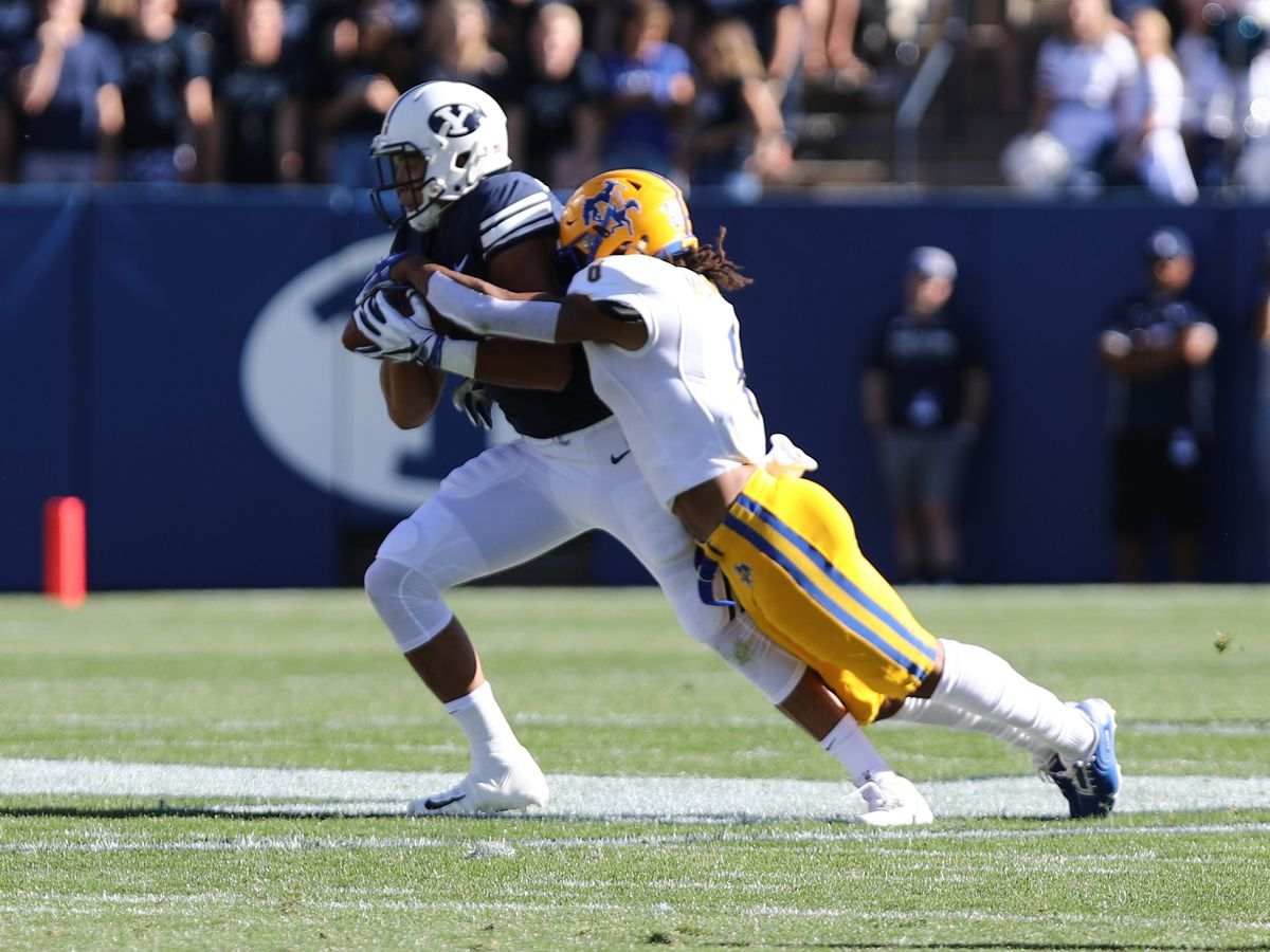 Miscues and missed opportunities doom Cowboys in 30-3 loss to BYU
