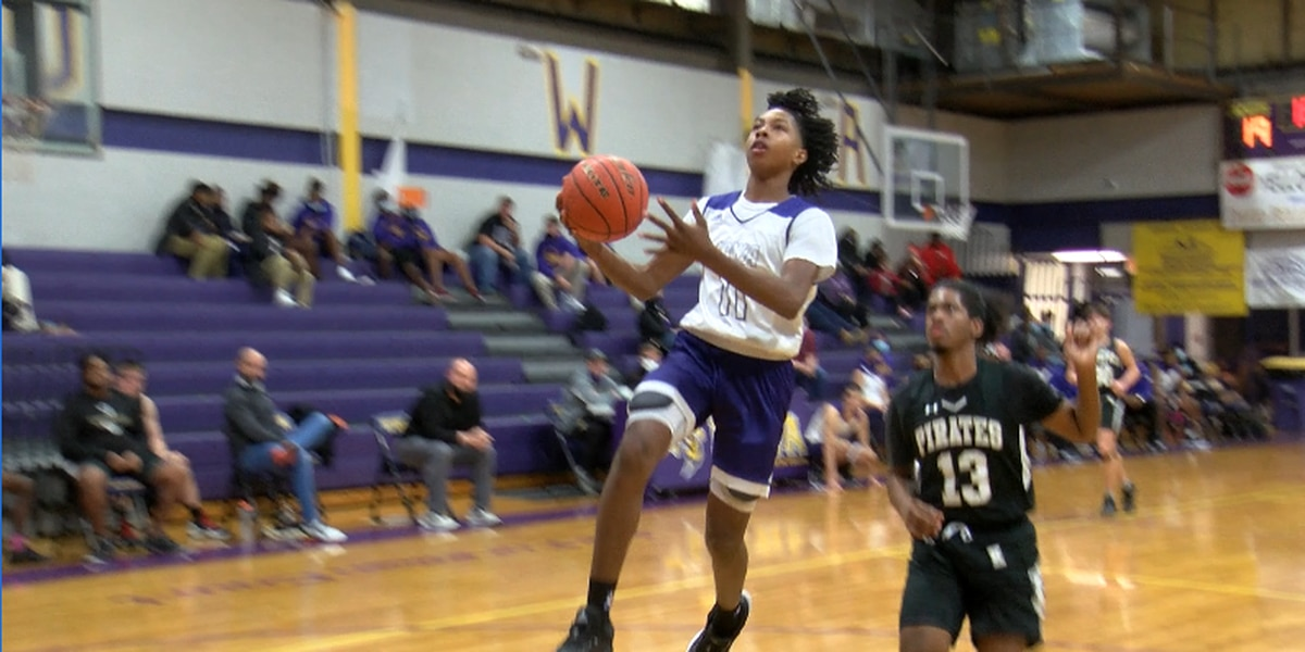 #SWLA Hoops; Iowa blows past Kaplan 88 - 22