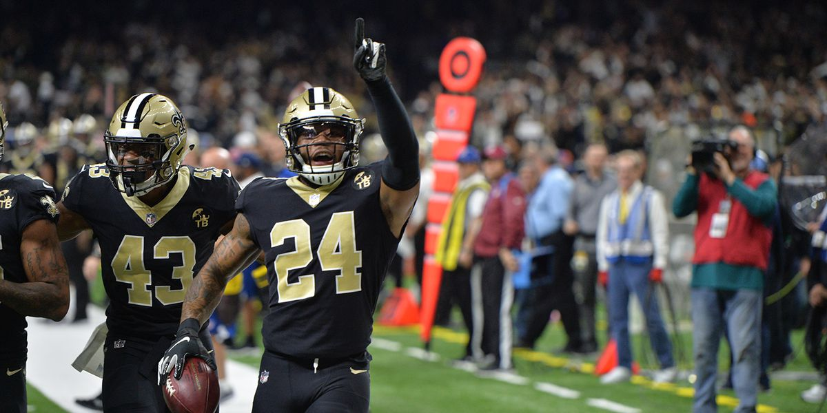 Saints open as 7-point favorites at the Cowboys