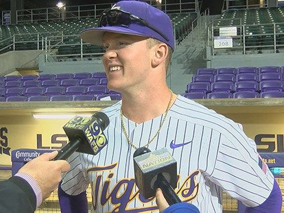 LSU's Daniel Cabrera earns pre-season All-American honors
