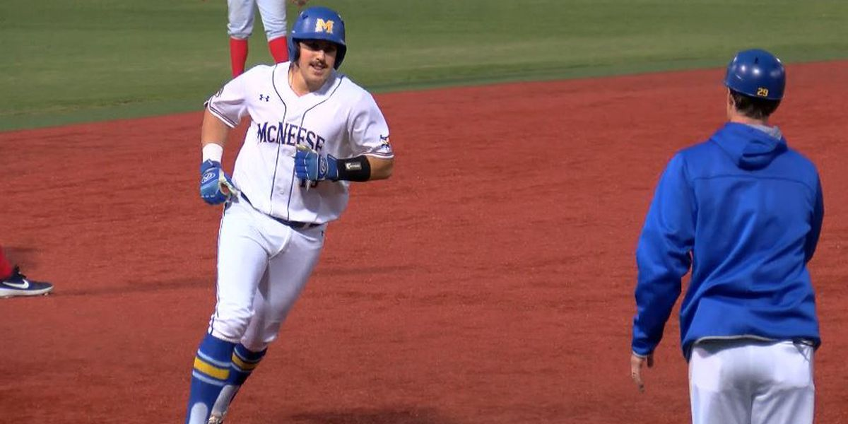 Home runs fuel McNeese in SLC-opening win vs. Lamar