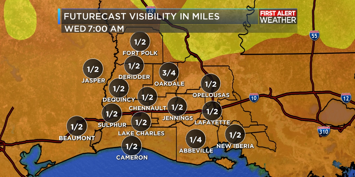 FIRST ALERT FORECAST: Limited sunshine the next several days with temperatures well above normal