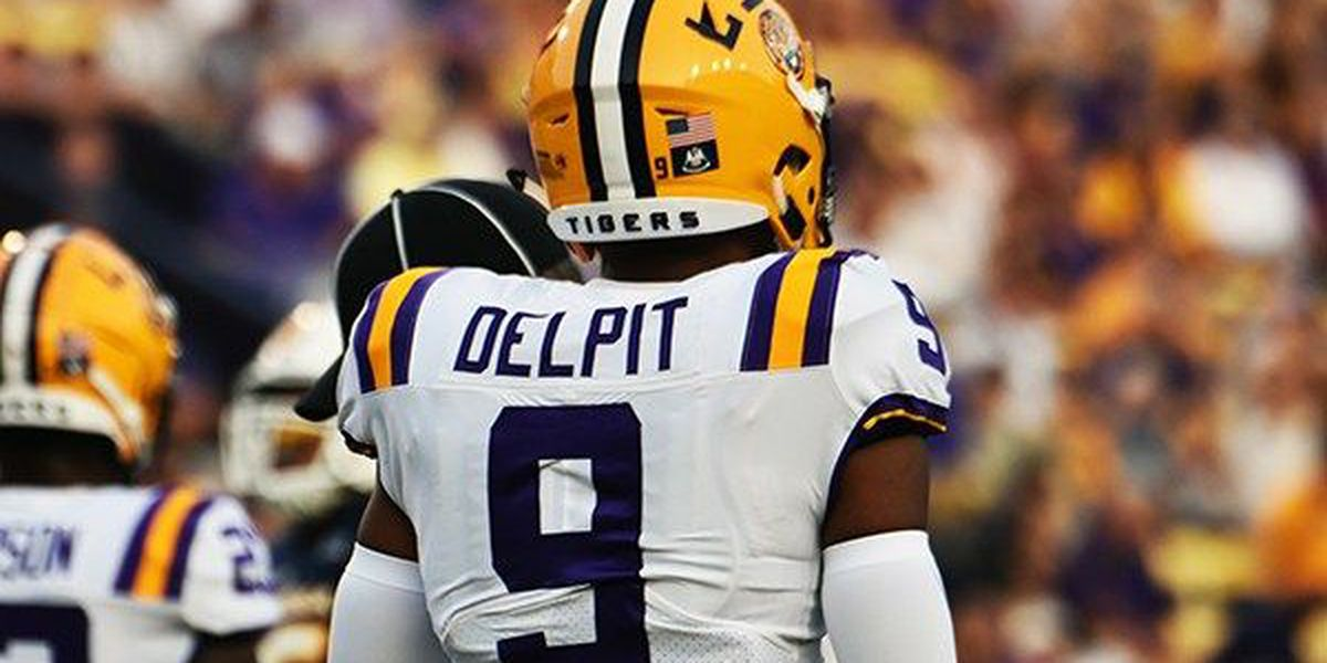 LSU's Grant Delpit named unanimous All-American