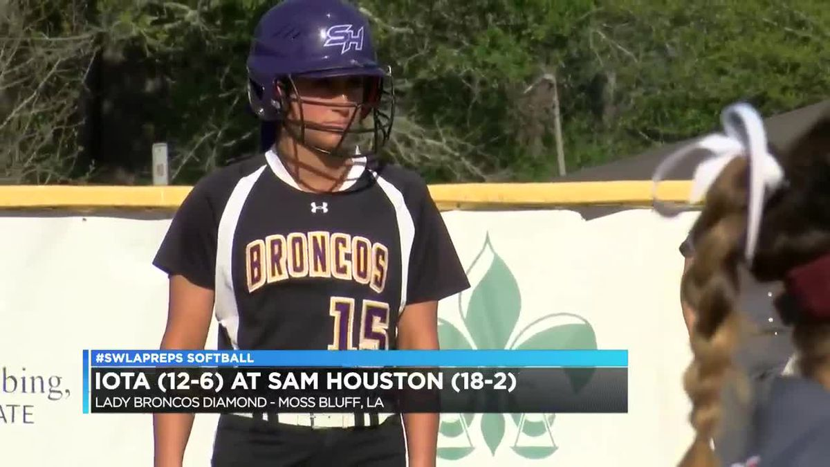 Mar. 22 #SWLAPreps high school softball highlights