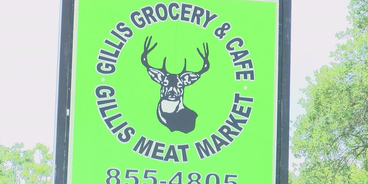 Gillis Grocery back in business