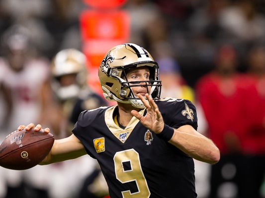 Drew Brees on 49ers, 'I think we all know what this game means'