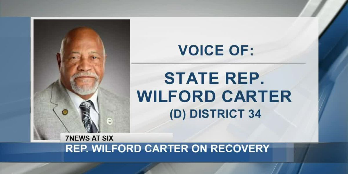 State Rep. Wilford Carter says FEMA response to Laura inadequate