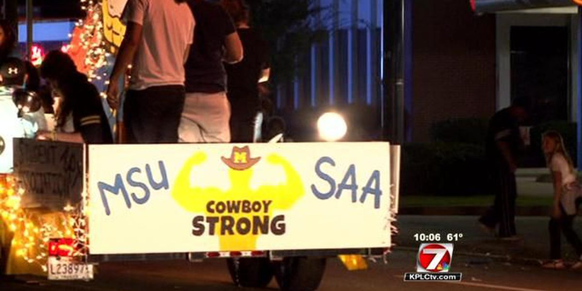WATCH LIVE ON 7NEWS SUNRISE: McNeese Homecoming Parade