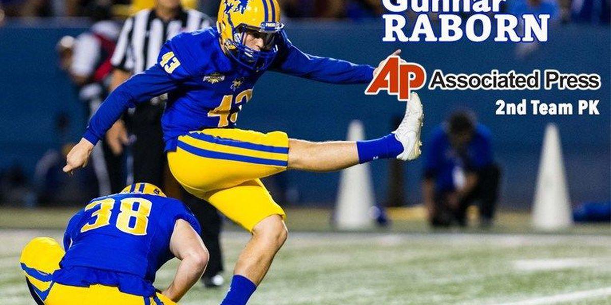 McNeese kicker Gunnar Raborn named AP All-American