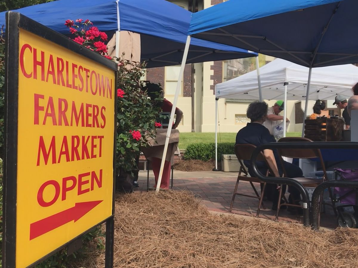 Farmers Markets around Southwest Louisiana