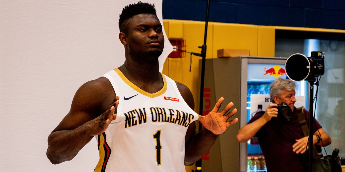 REPORT: Zion Williamson set to return to practice after clearing quarantine