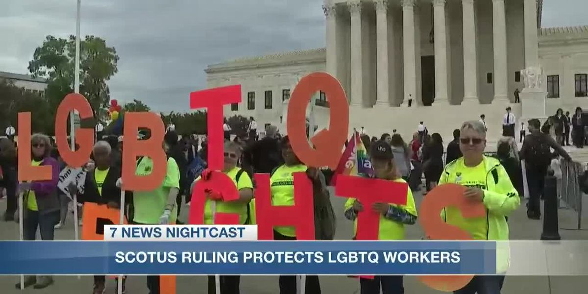 Local LGBTQ+ community organizer reacts to SCOTUS ruling