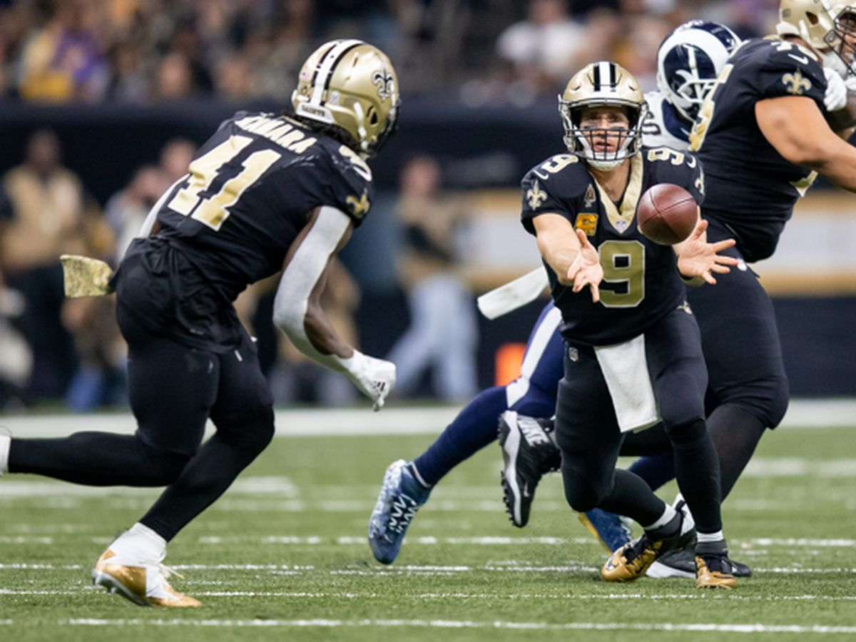 Saints announce 2020 preseason schedule