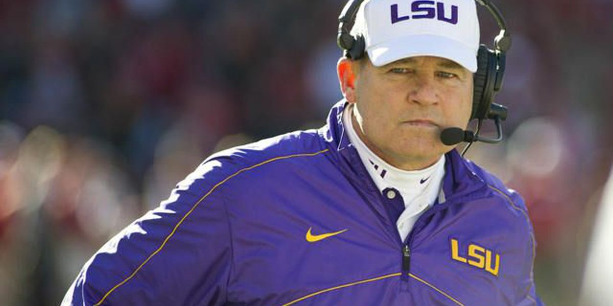 LSU, Les Miles reach settlement agreement for $1.5M